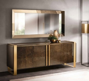 Bufet z kolekcji Arredo model Essenza 4D Contemporary