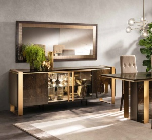 Bufet z kolekcji Arredo model Essenza 4D Contemporary (2)