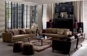 601d22233d10a4 Ekskluzywna kolekcja mebli do salonu Ulivi Luxury model Tommy