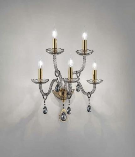 Włoskie Lampy Kinkiety Kolekcja Toochic A5l Ekskluzywne