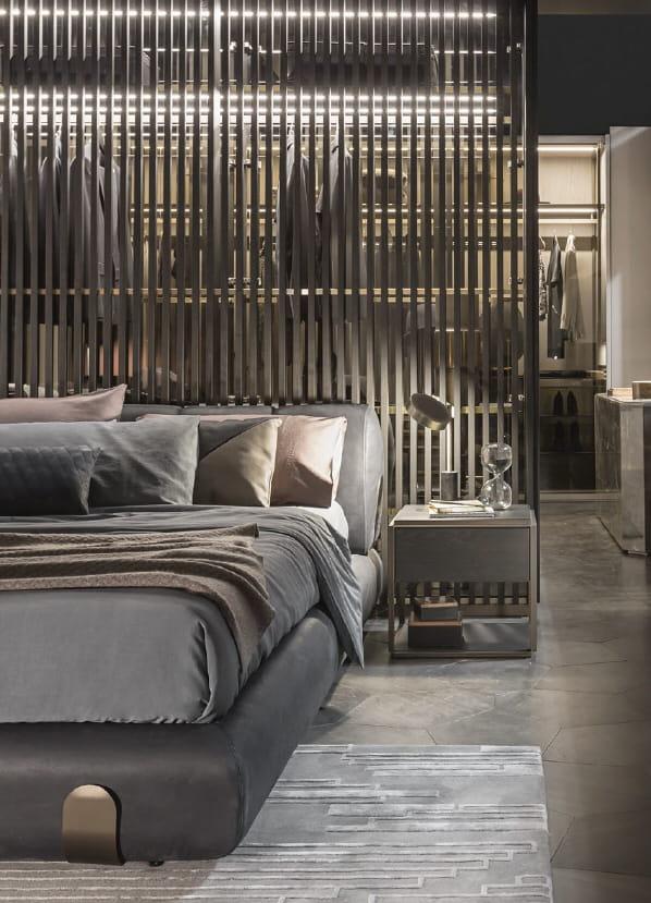 Meble włoskie, designerskie, sypialnie, nowoczesne